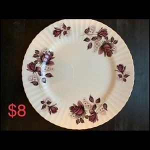 Dining - Antique Plate